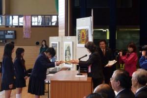 中小企業庁長官賞 静岡県立伊東高等学校 城ヶ崎分校