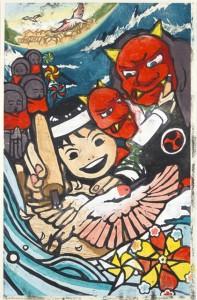 06 審査員奨励賞 未来へのトキを刻む 北海道札幌平岩高等学校