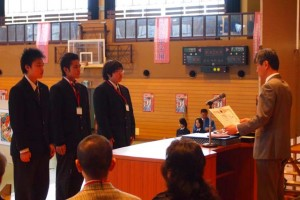 03 新潟県知事賞 希望色の空 学校法人盈進学園 東野高等学校