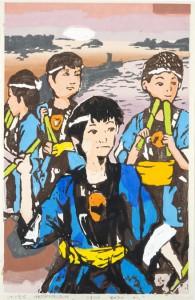 11 審査員奨励賞 小木の息吹 静岡県立伊東高等学校 城ヶ崎分校