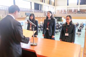 中小企業庁長官賞 神奈川県立弥栄高等学校