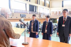 佐渡版画村賞 埼玉県立熊谷西高等学校
